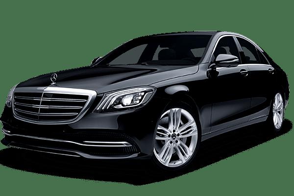 Mercedes Classe S o similare per massimo 5 persone