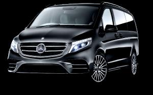 Mercedes Classe V o similare per massimo 7 persone