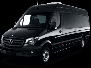 Mercedes Sprinter o similare per massimo 9 persone